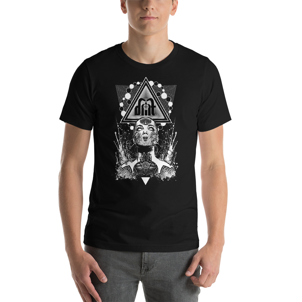 DMT Goddess – Short Sleeve Unisex T-Shirt