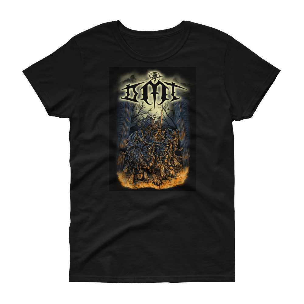 DMT Gatekeeper – Ladies' T-shirt