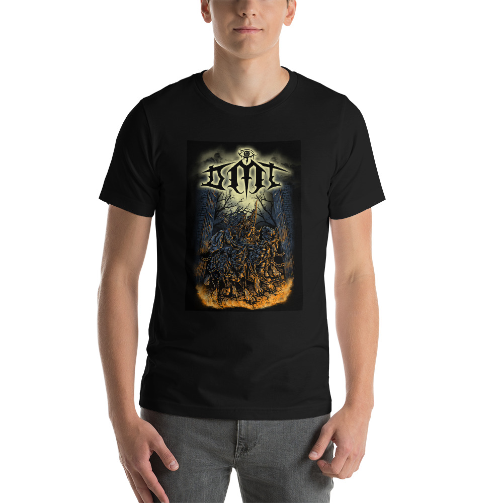 DMT Gatekeeper – Short-Sleeve Unisex T-Shirt